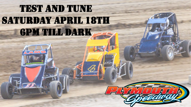 Test and Tune @ Plymouth Speedway | Plymouth | Indiana | United States
