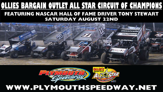 Ollies Bargain Outlet All Star Circuit of Champions Plus IMods @ Plymouth Speedway | Plymouth | Indiana | United States