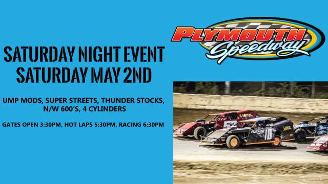 Saturday Night Event @ Plymouth Speedway | Plymouth | Indiana | United States